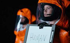 """エイリアンを探検する新しい方法を見つける最初の接触フィルム """"到着"""""""