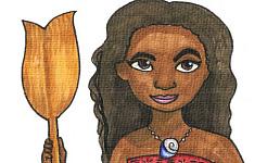 مووی موانا نے ڈمنی کی شہزادی سے لے کر بااختیار عورت تک کا سفر پورا کیا