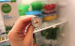 あなたの冷蔵庫は食べ物を安全に保つのに十分冷たいですか?