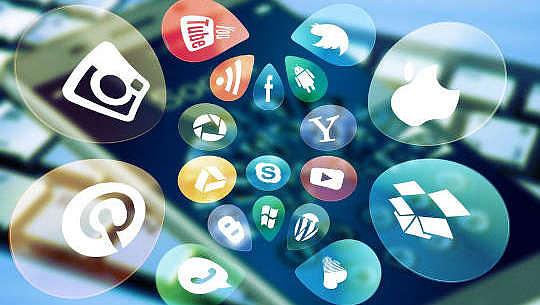 логотипи інтернет -компаній