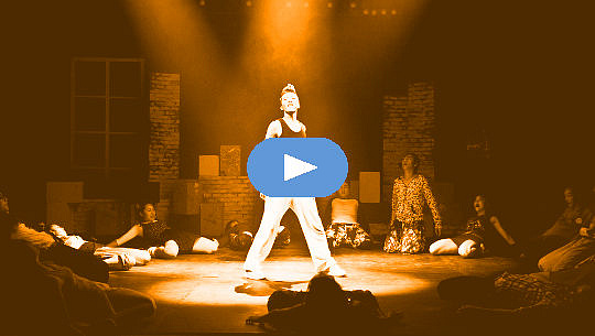 All The World A Stage ... Peranan Mana Yang Anda Mahu Mainkan? (Video)