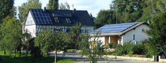 Крыша солнечная