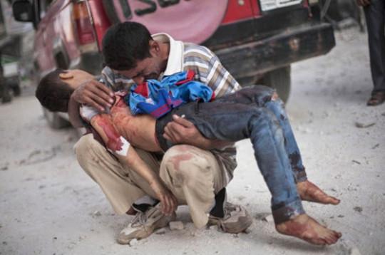 Folkets verden: Ingen amerikansk NATO-intervensjon i Syria