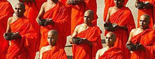 رهبان البوذية