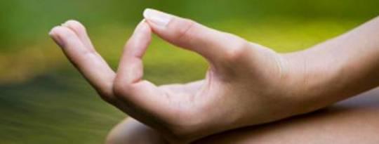 meditasie hand