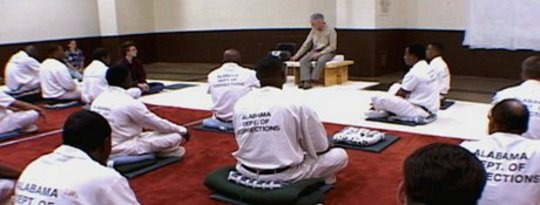 Can Meditation be a Tool to Help Prisoners Outgrow Crime?