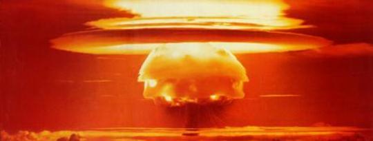Memusnahkan Planet? artikel oleh Rev. Daniel Chesbro