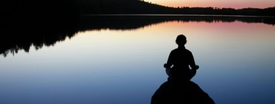 Meditation: Learning to Be Quiet Inside
