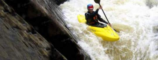 Go With the Flow but Keep Paddling, article by Barry Vissell